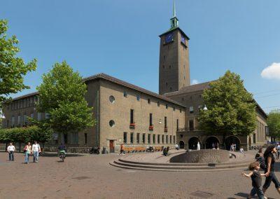 Brandveiligheid Stadhuis Enschede