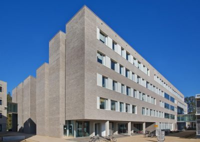 Nieuwbouw Ravelijn-Universiteit Twente
