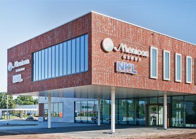 Nieuwbouw Menicon-NKL te Emmen