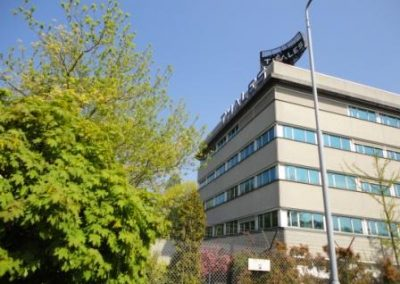 Brandveiligheidsadvies Thales Nederland bv te Hengelo